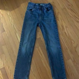 Osh Kosh Straight Cut Jeans Sz: 10 Slim
